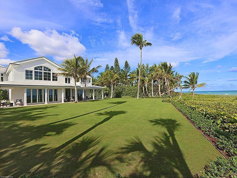 60. Single Family Home vì Bán tại The Ultimate in Oceanfront Living Jupiter Island, Florida,33455 Hoa Kỳ