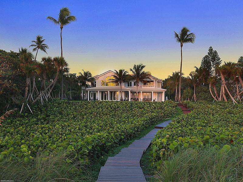 58. Single Family Home vì Bán tại The Ultimate in Oceanfront Living Jupiter Island, Florida,33455 Hoa Kỳ