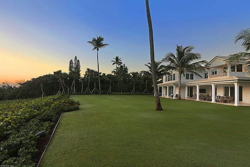 56. Single Family Home vì Bán tại The Ultimate in Oceanfront Living Jupiter Island, Florida,33455 Hoa Kỳ