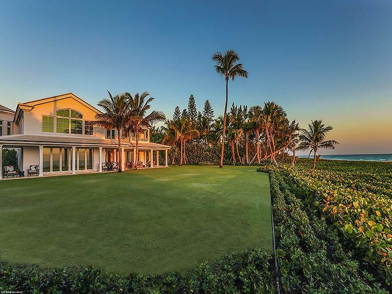 62. Single Family Home vì Bán tại The Ultimate in Oceanfront Living Jupiter Island, Florida,33455 Hoa Kỳ