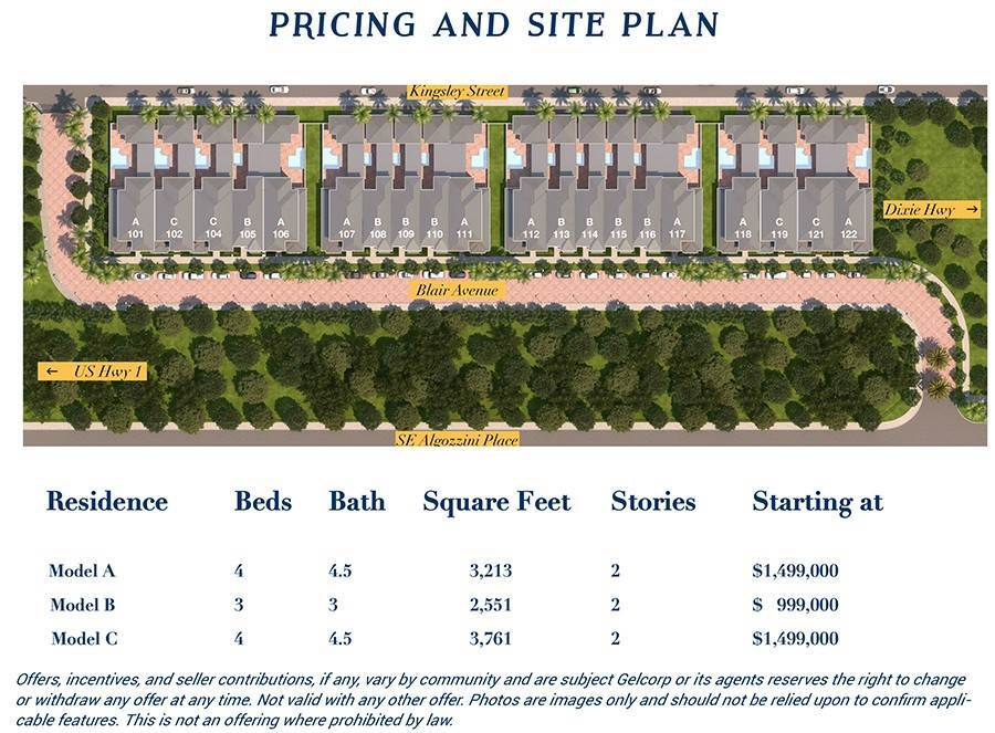 6. Single Family Home pour l à vendre à HOBE SOUND COURTYARDS - UNIT 109 Hobe Sound, Floride,33455 États-Unis