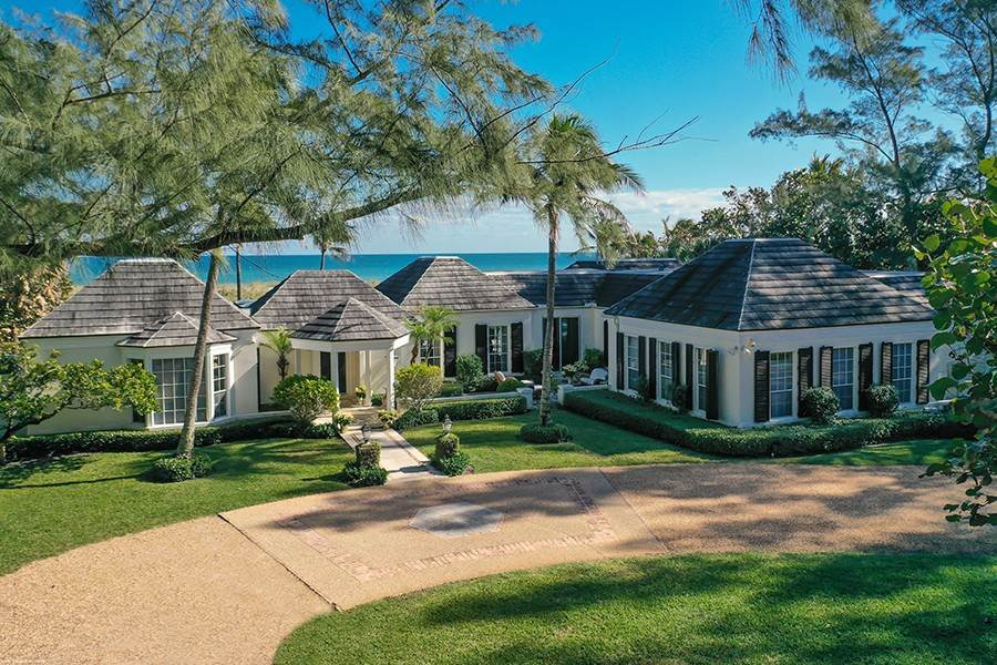 Single Family Home for Sale at PENDING Splendid Jupiter Island Oceanfront Jupiter Island, Florida,33455 United States