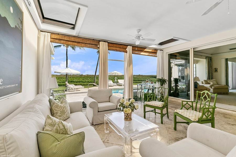 23. Single Family Home para Venda às Splendid Jupiter Island Oceanfront Jupiter Island, Florida,33455 Estados Unidos