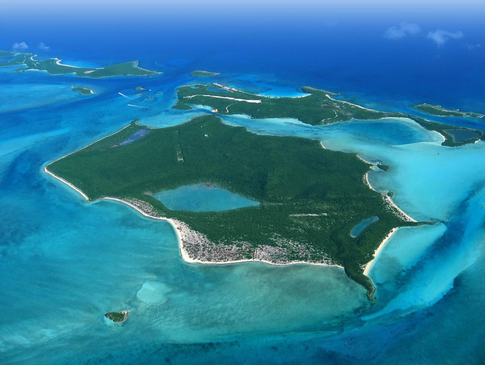 Private Island for Sale at Enchanting Private Island Exumas, Bahamas