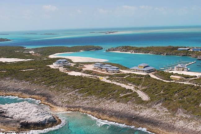 Private Island for Sale at Cave Cay Private Island Exumas, Bahamas