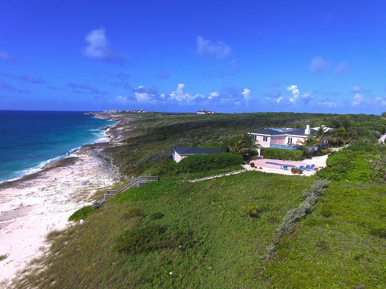 Single Family Home for Sale at Walking Stick, a 2.2.Acre Atlantic Estate at The Abaco Club on Winding Bay MLS-27717 Abaco, Bahamas