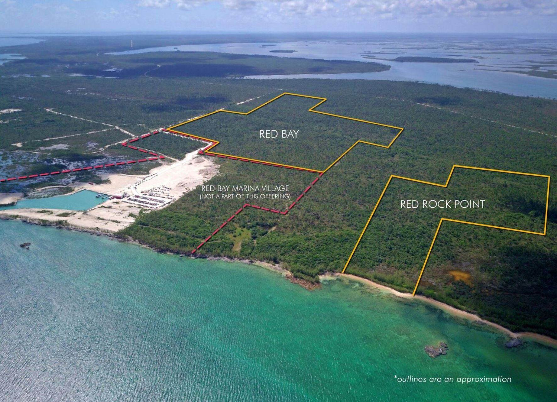 Land/Lot for Sale at Red Rock Point Development Opportunity Abaco, Bahamas