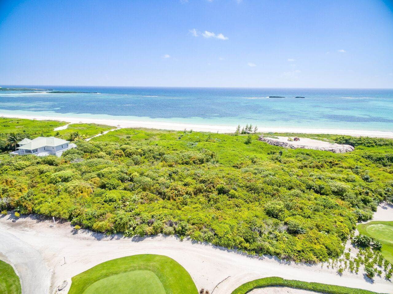 Land/Lot for Sale at Stunning Beachfront Lot - MLS 35308 Abaco, Bahamas