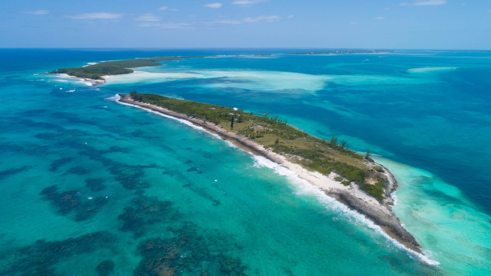 Private Island for Sale at Pierre Island, A Perfect Private Retreat Island Near Harbour Island - MLS 40806 Harbour Island, Bahamas