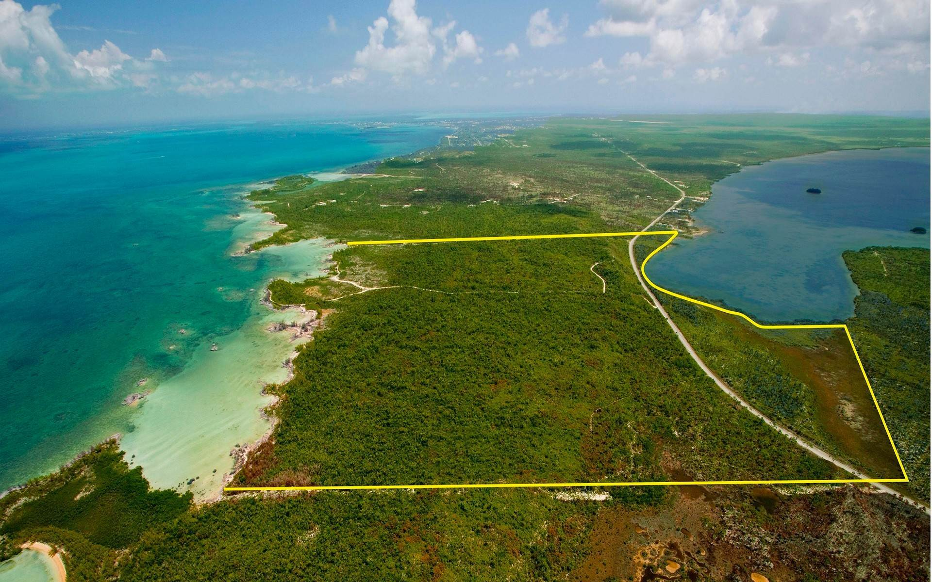 Land/Lot for Sale at Summit Point Tract , A sea to Sea Development opportunity - MLS 41711 Abaco, Bahamas