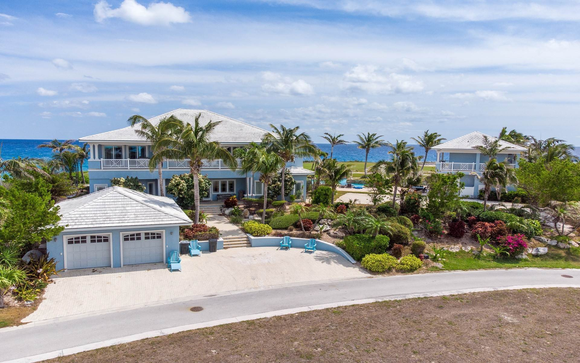 Single Family Home for Sale at Estate Home Auction At Emerald Bay - MLS 44200 Exumas, Bahamas