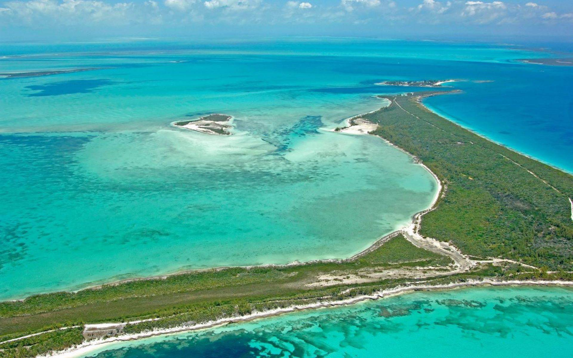 Private Island for Sale at Whale Cay, Private Island Berry Islands, Bahamas