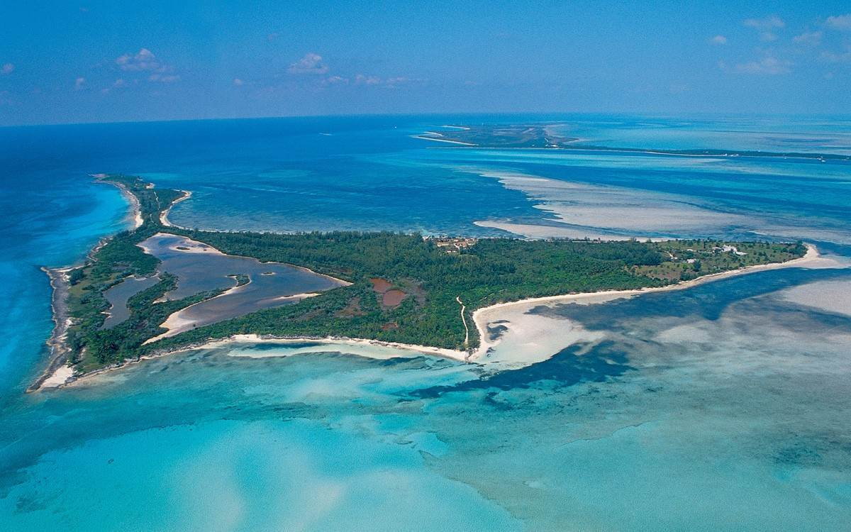 Private Island for Sale at Bird Cay - An Exotic Private Island Paradise Berry Islands, Bahamas