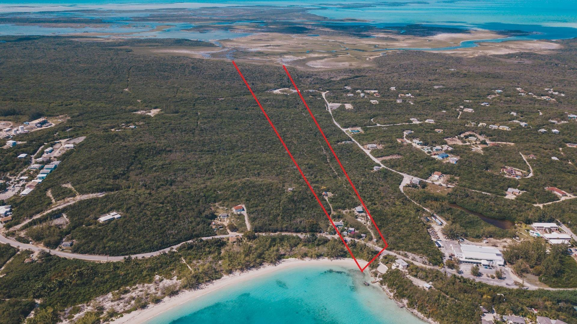 Land/Lot for Sale at Jolly Hall Beach Front Acreage and Open Zoned Lots - MLS 42624 Exumas, Bahamas