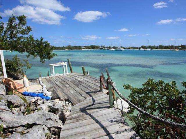 27. Single Family Home for Sale at Waterfront Estate with Amazing Views of Little Harbour (MLS 25910) Abaco, Bahamas