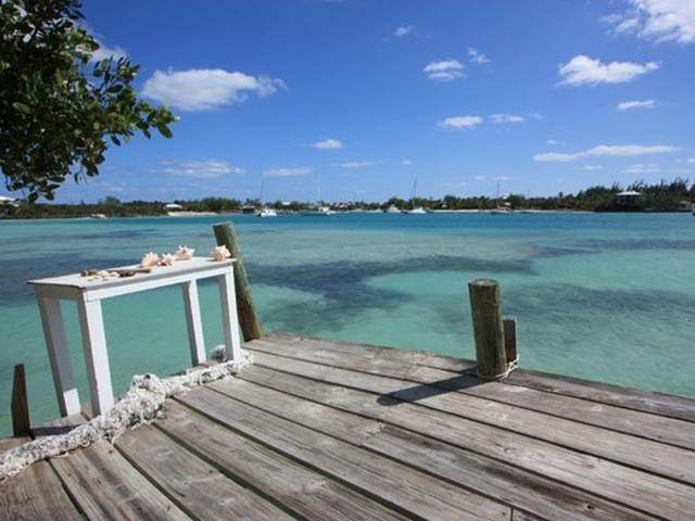 28. Single Family Home for Sale at Waterfront Estate with Amazing Views of Little Harbour (MLS 25910) Abaco, Bahamas