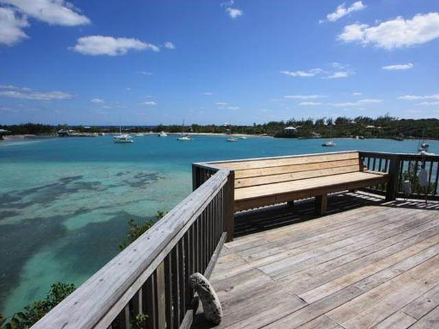 31. Single Family Home for Sale at Waterfront Estate with Amazing Views of Little Harbour (MLS 25910) Abaco, Bahamas