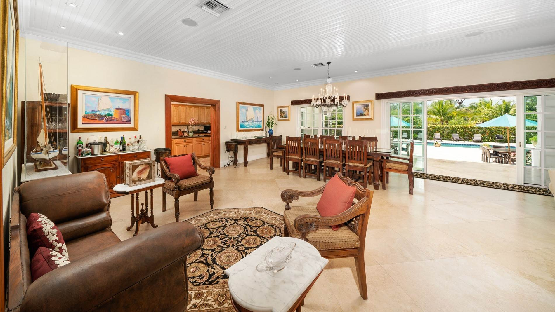 3. Single Family Home for Sale at Grand Ocean Club Home with Two Cottages Nassau New Providence And Vicinity