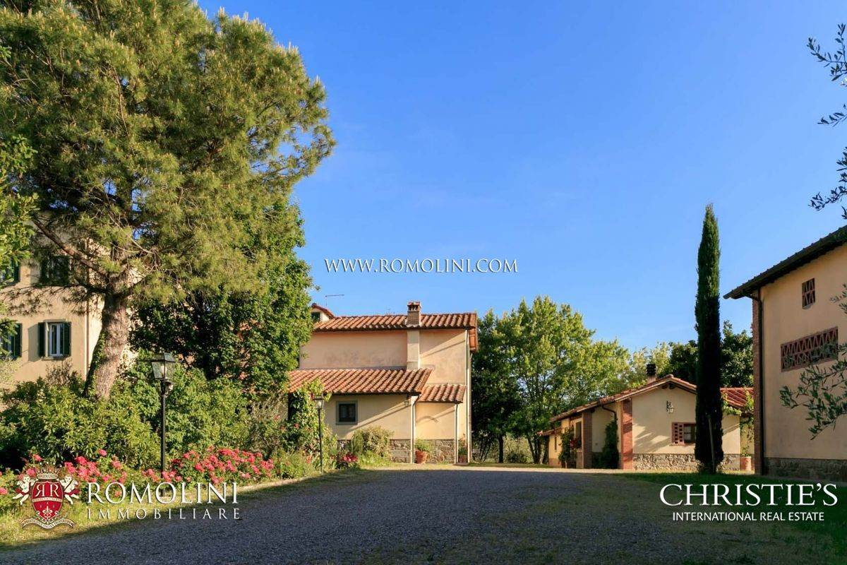 Tuscany   ORGANIC VINEYARDS AND WINERY FOR SALE IN CORTONA a ...