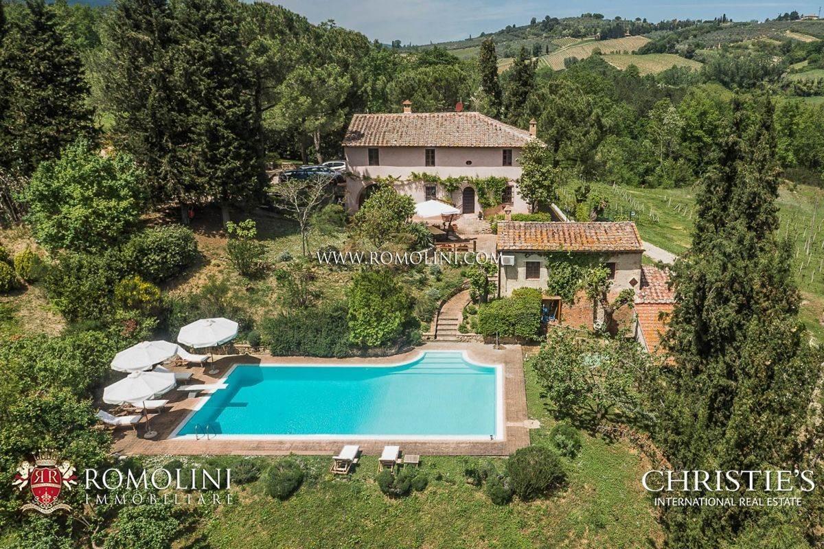San Gimignano Luxusimmobilien und Immobilien zum Verkauf ...