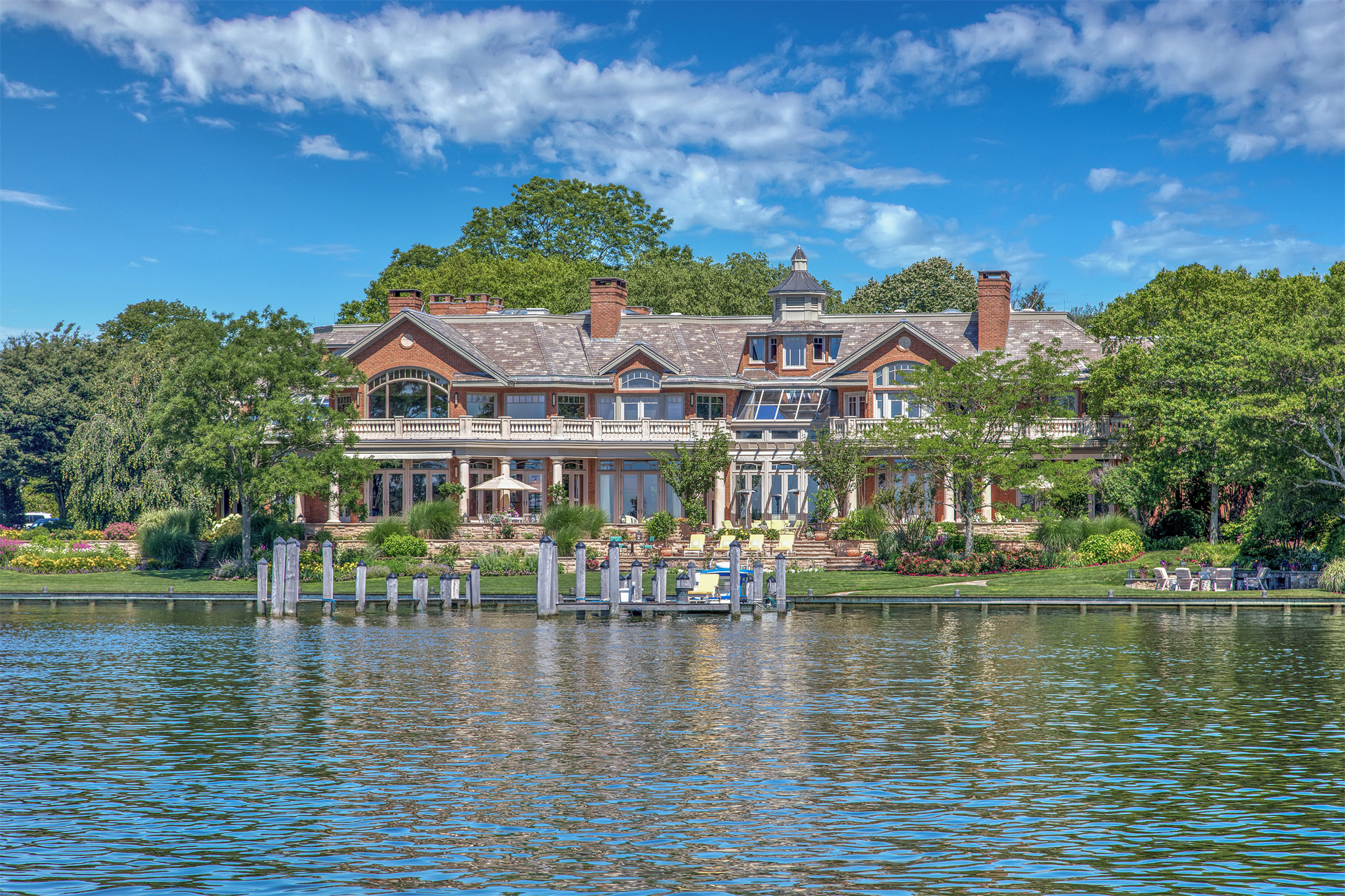 Estate for Sale at Sui Generis on the Manasquan River 818 Linden Lane Brielle, New Jersey,08730 United States