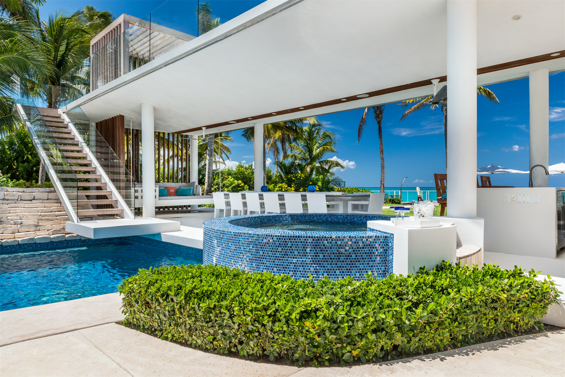 28. Estate for Sale at Salacia Beachfront Villa Leeward, Providenciales,BWI Turks And Caicos Islands