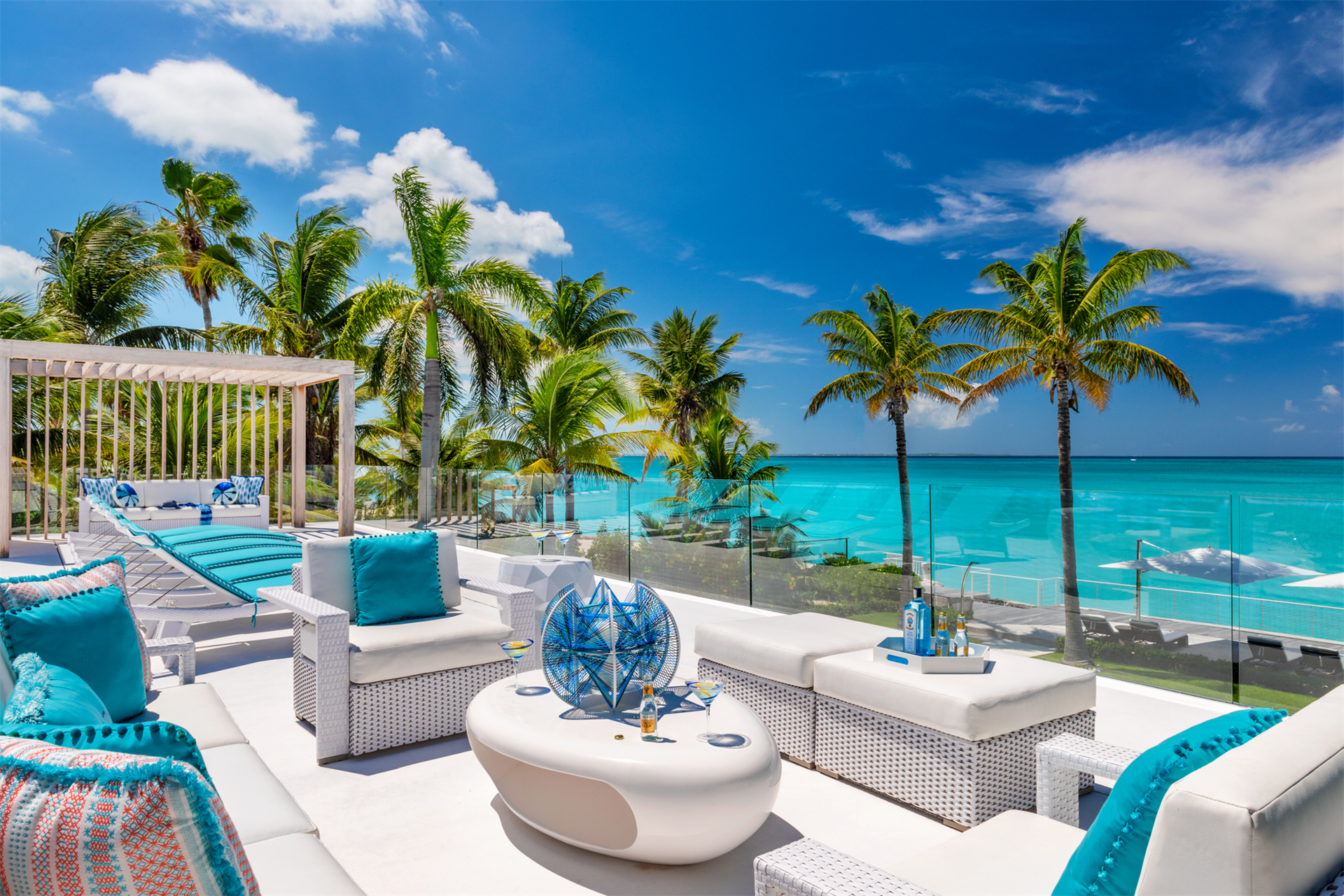 45. Estate for Sale at Salacia Beachfront Villa Leeward, Providenciales,BWI Turks And Caicos Islands
