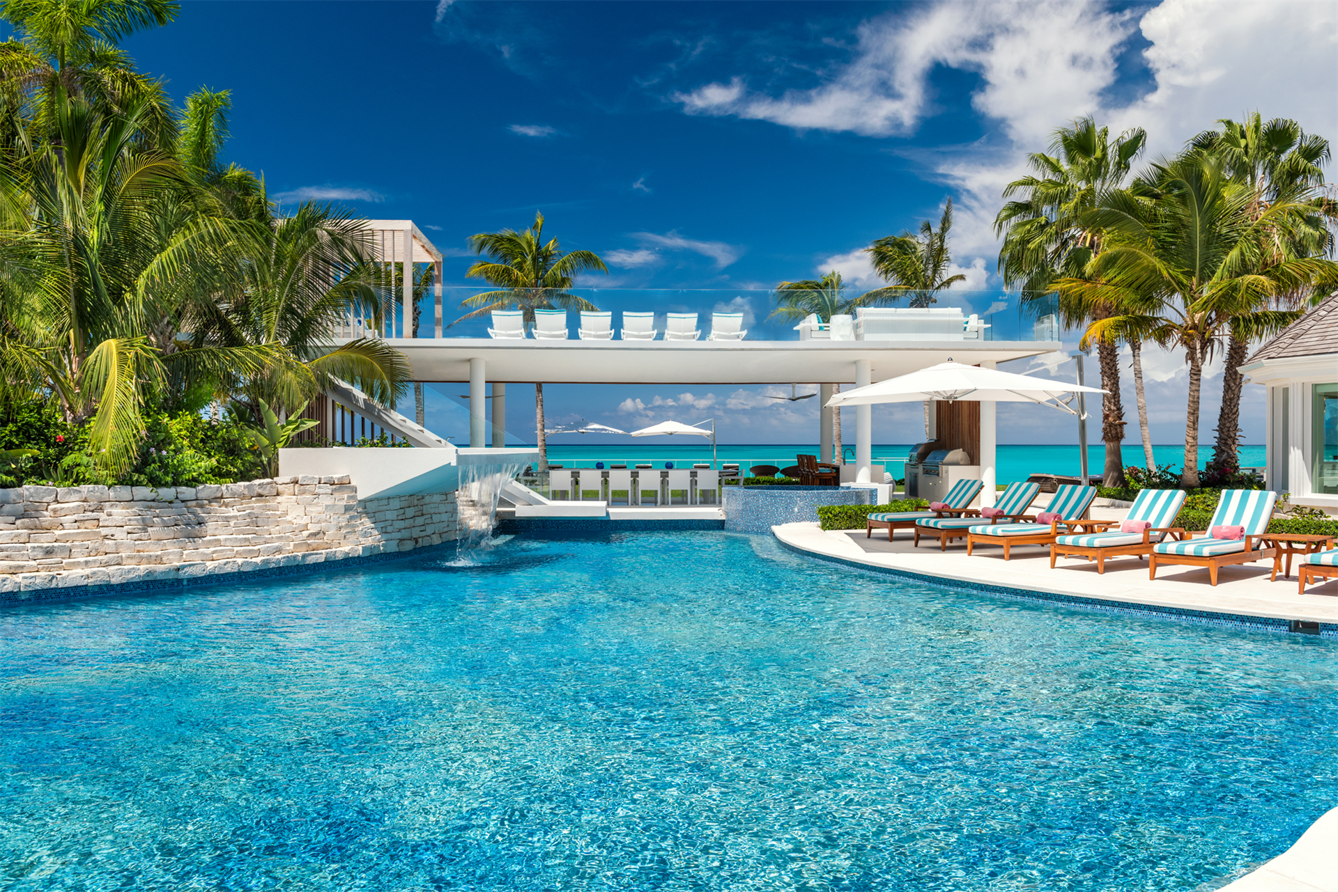 23. Estate for Sale at Salacia Beachfront Villa Leeward, Providenciales,BWI Turks And Caicos Islands
