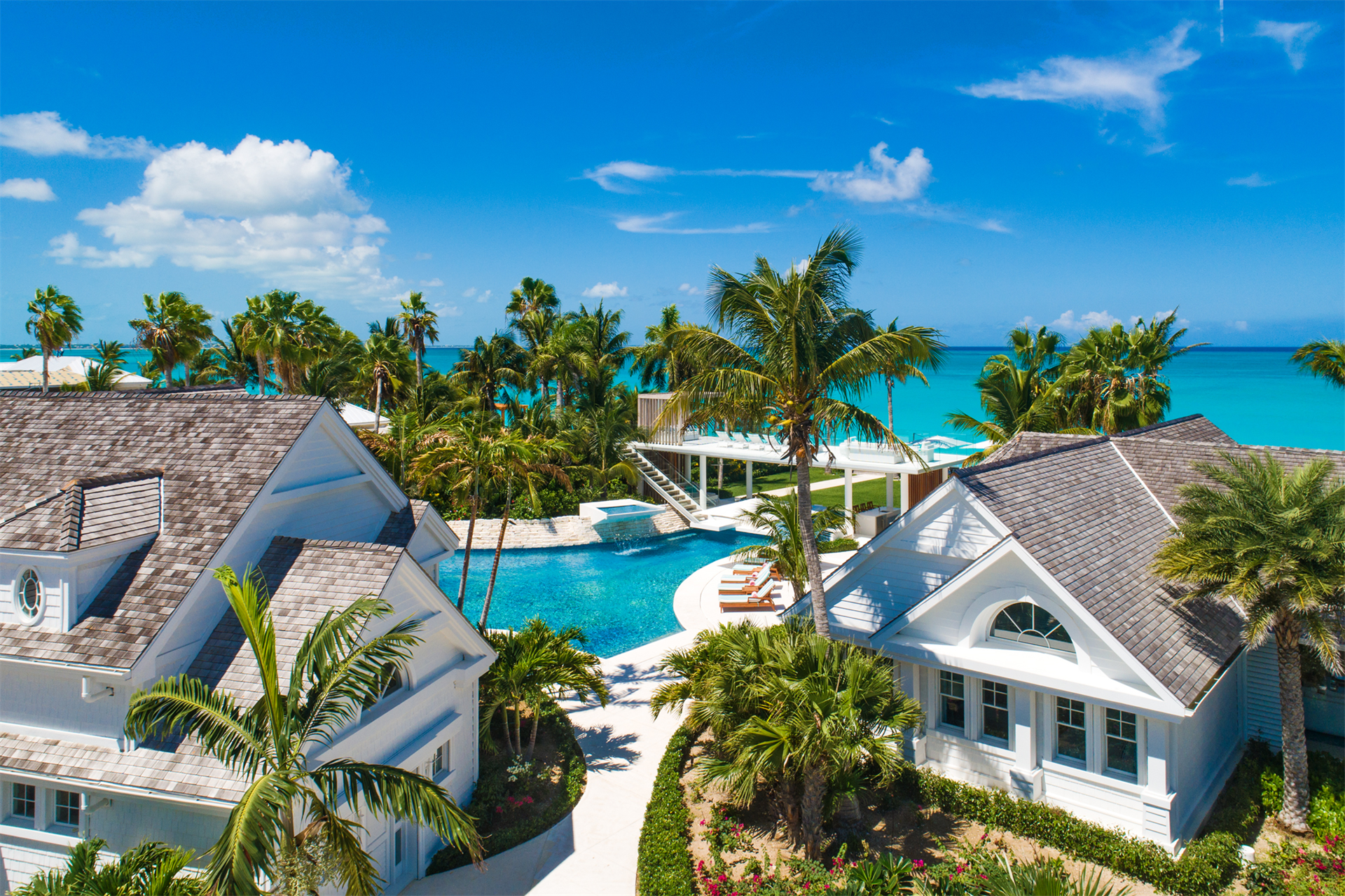 4. Estate for Sale at Salacia Beachfront Villa Leeward, Providenciales,BWI Turks And Caicos Islands