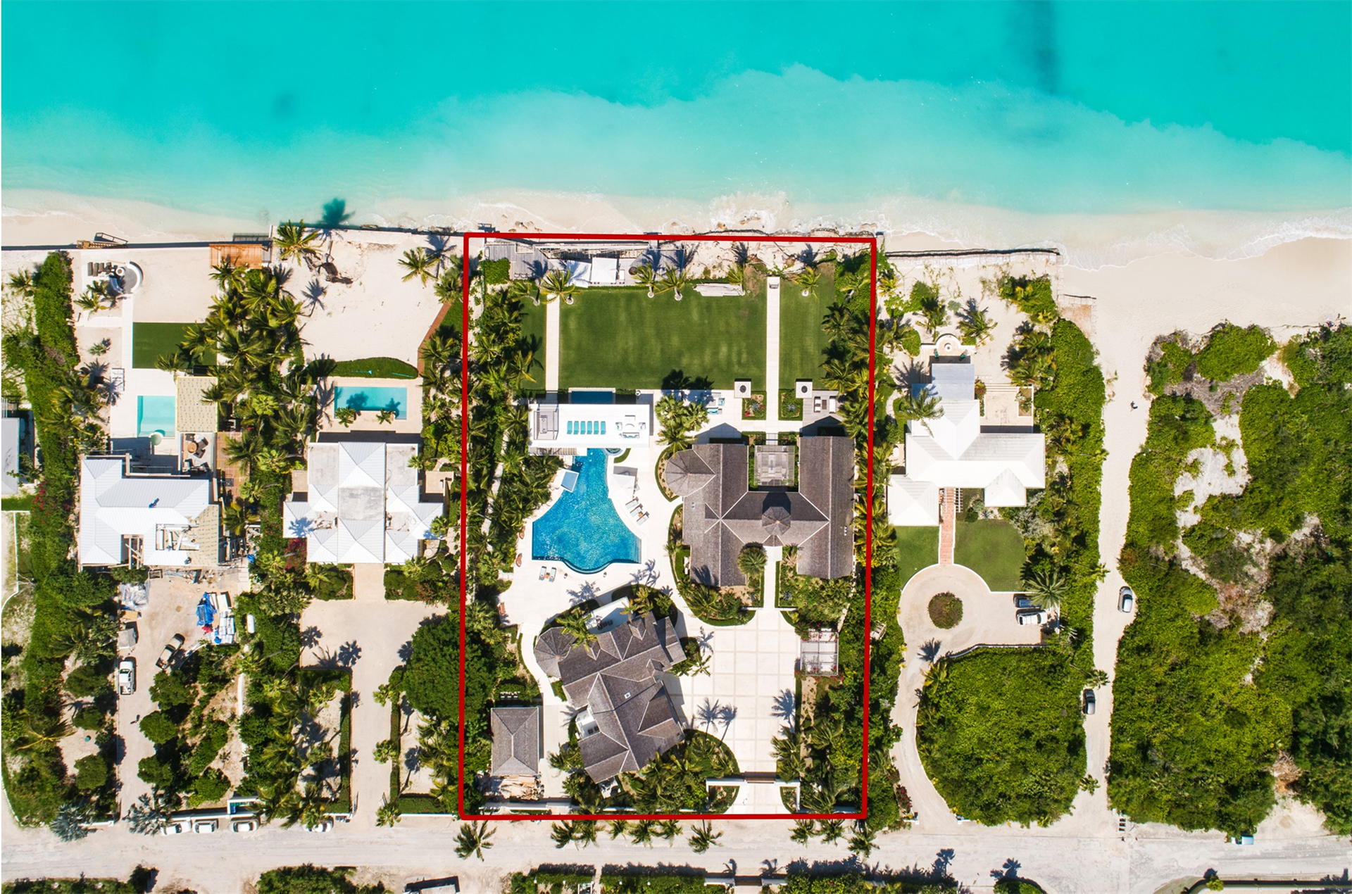 3. Estate for Sale at Salacia Beachfront Villa Leeward, Providenciales,BWI Turks And Caicos Islands