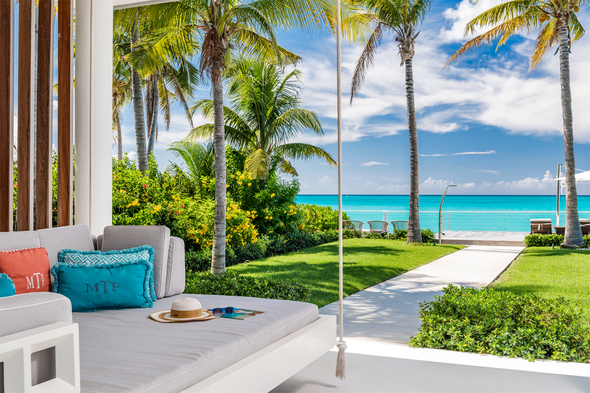 40. Estate for Sale at Salacia Beachfront Villa Leeward, Providenciales,BWI Turks And Caicos Islands