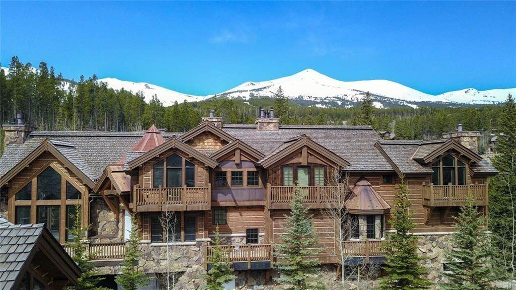 Single Family Home for Sale at 88 Snowy Ridge Road Breckenridge, Colorado,80424 United States