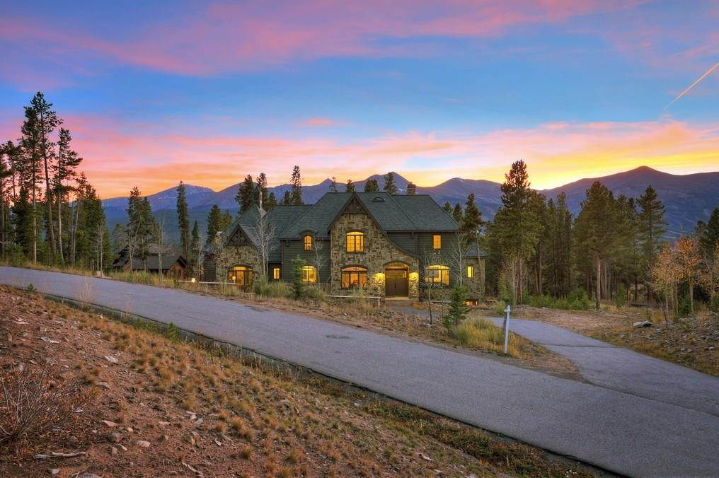 Single Family Home for Sale at 38 Grey Jay Lane Breckenridge, Colorado,80424 United States