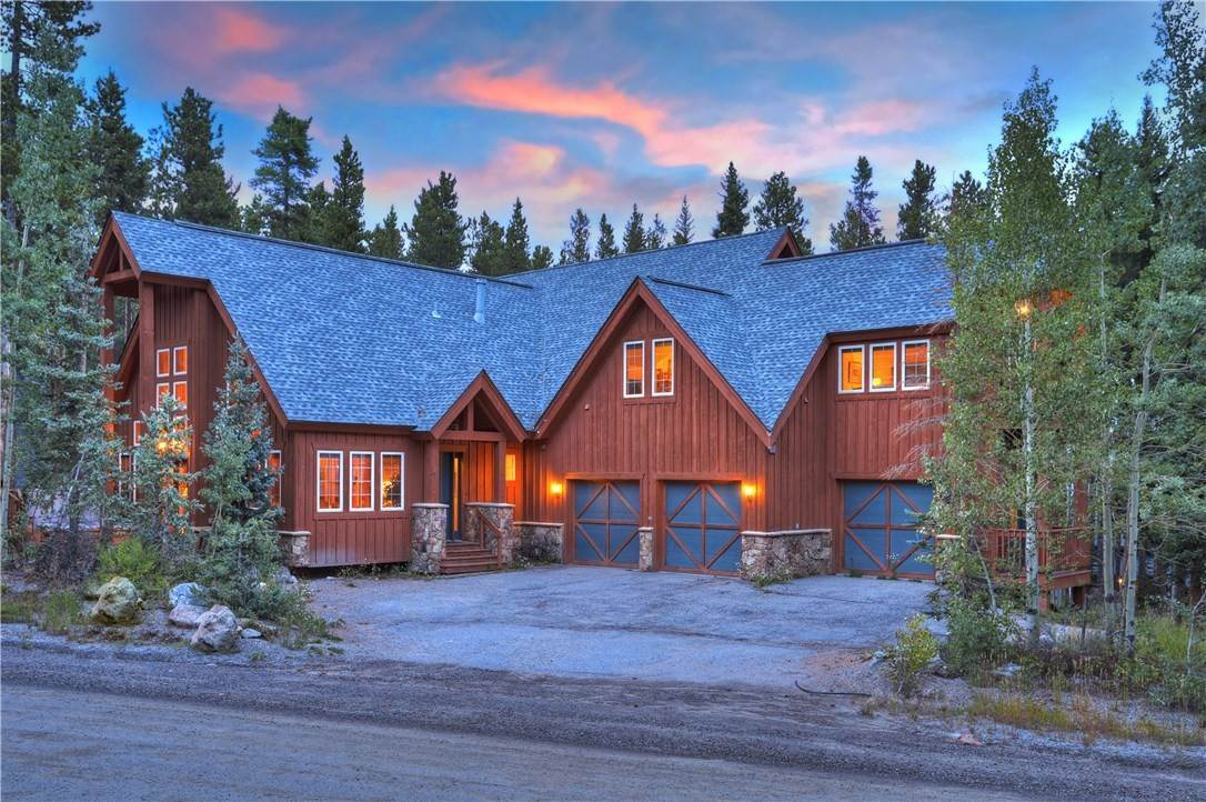 Single Family Home for Sale at 71 Sawmill Run Road Breckenridge, Colorado,80424 United States