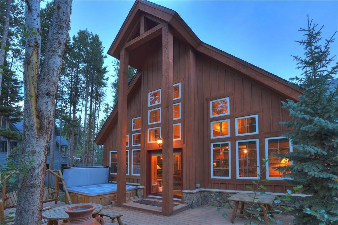 2. Single Family Home for Sale at 71 Sawmill Run Road Breckenridge, Colorado,80424 United States