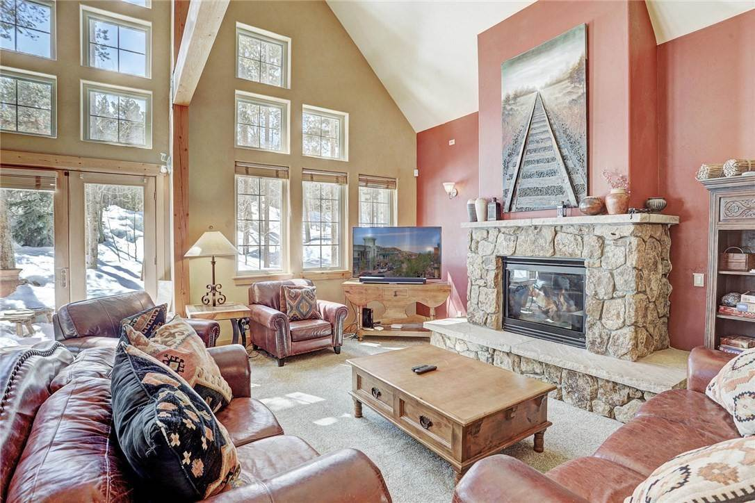 3. Single Family Home for Sale at 71 Sawmill Run Road Breckenridge, Colorado,80424 United States