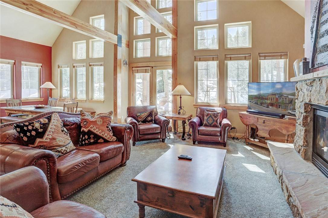 4. Single Family Home for Sale at 71 Sawmill Run Road Breckenridge, Colorado,80424 United States