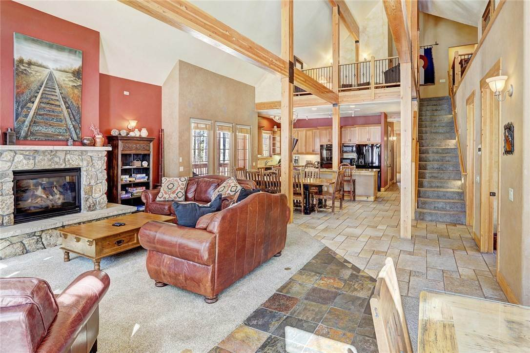 5. Single Family Home for Sale at 71 Sawmill Run Road Breckenridge, Colorado,80424 United States