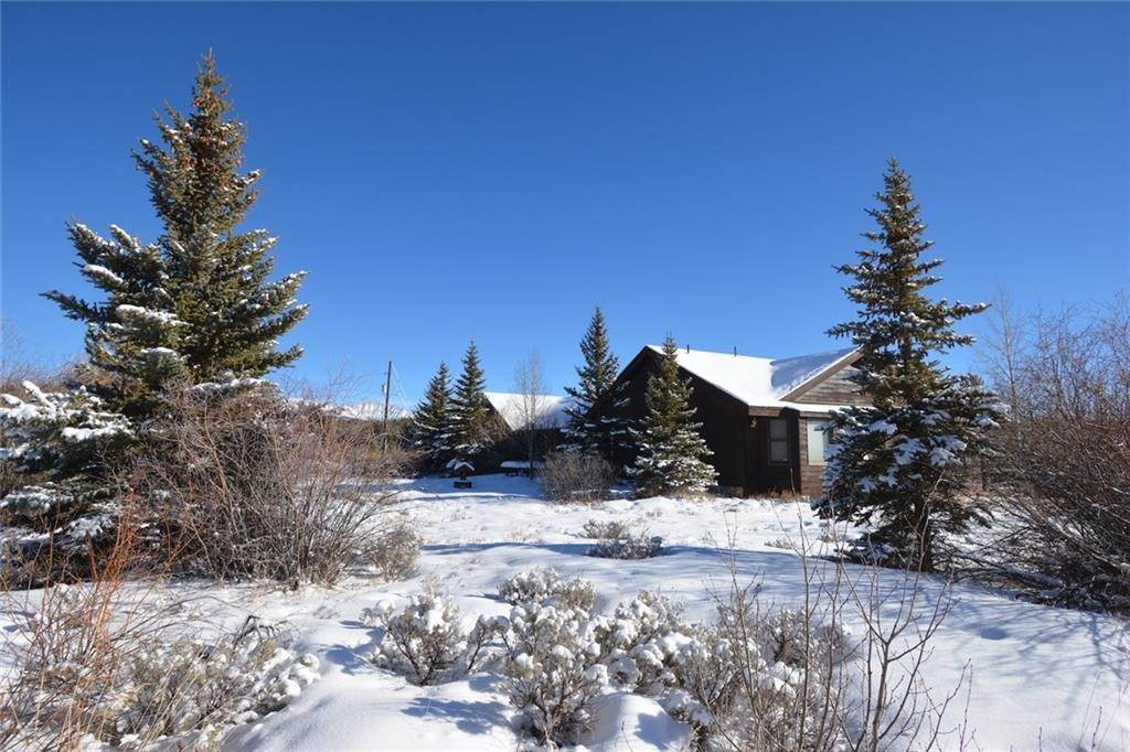 Single Family Home for Sale at 2620 County Road 4 Leadville, Colorado,80461 United States