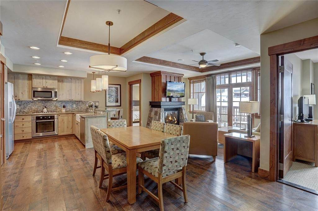 Single Family Home for Sale at 1521 Ski Hill Road #8415 Breckenridge, Colorado,80424 United States