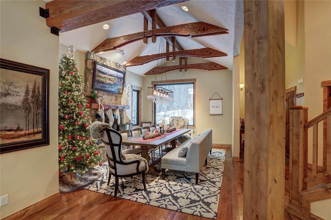 Single Family Home for Sale at 310 Whispering Pines Circle Blue River, Colorado,80424 United States