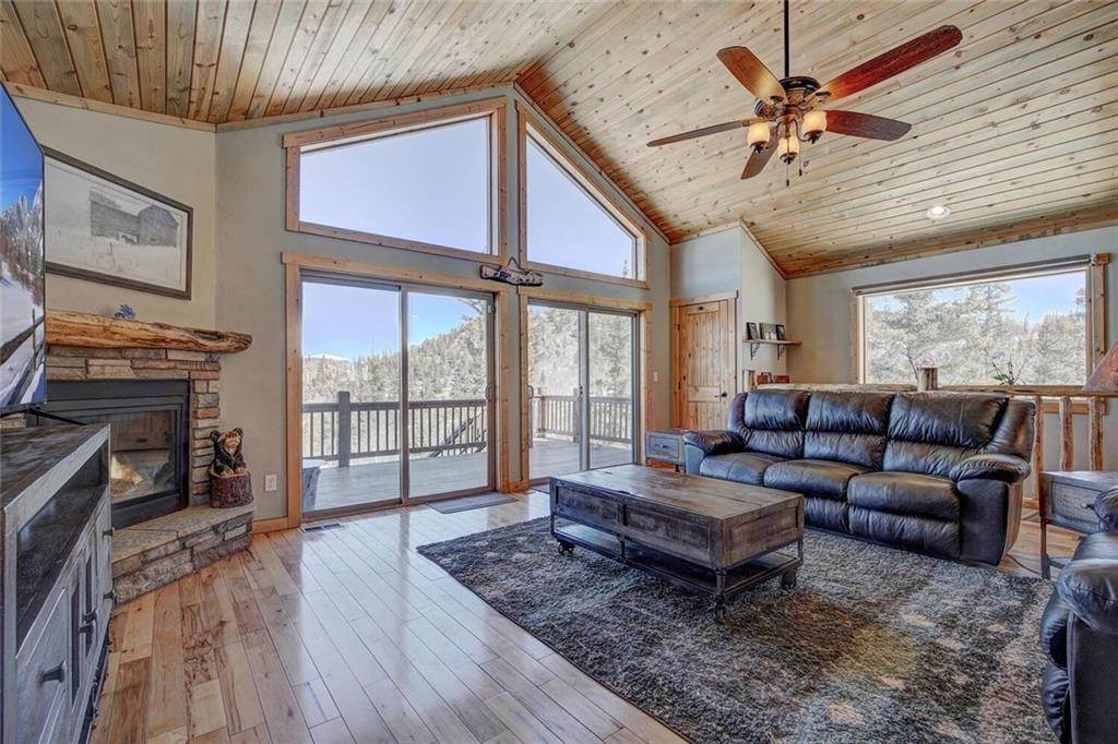 Single Family Home for Sale at 684 N Quarter Horse Road Como, Colorado,80456 United States