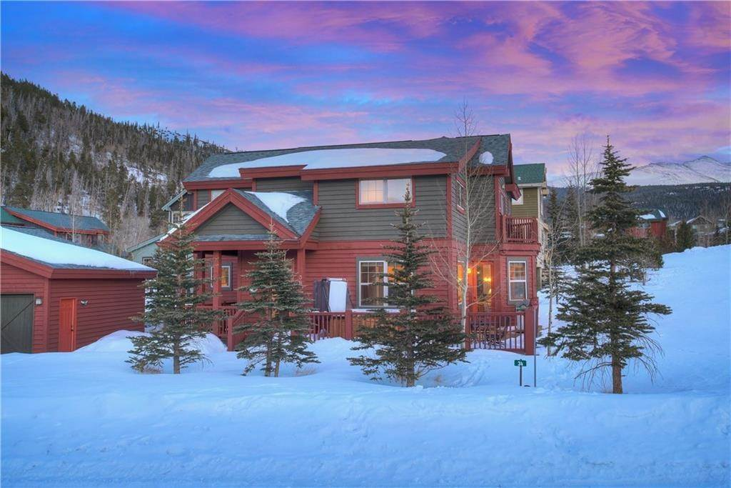 Single Family Home for Sale at 39 Sheppard Circle Breckenridge, Colorado,80424 United States