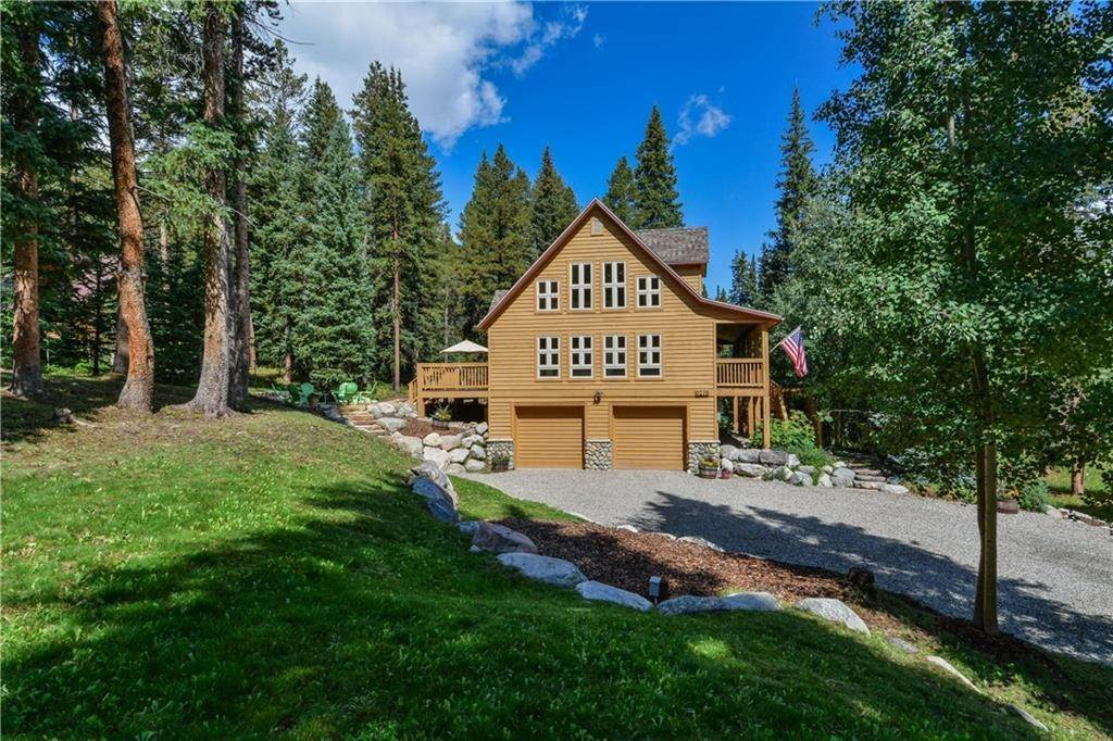 Single Family Home for Sale at 0279 Sherwood Lane Blue River, Colorado,80424 United States