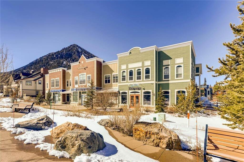 Single Family Home for Sale at 323 W Main Street #323 Frisco, Colorado,80443 United States