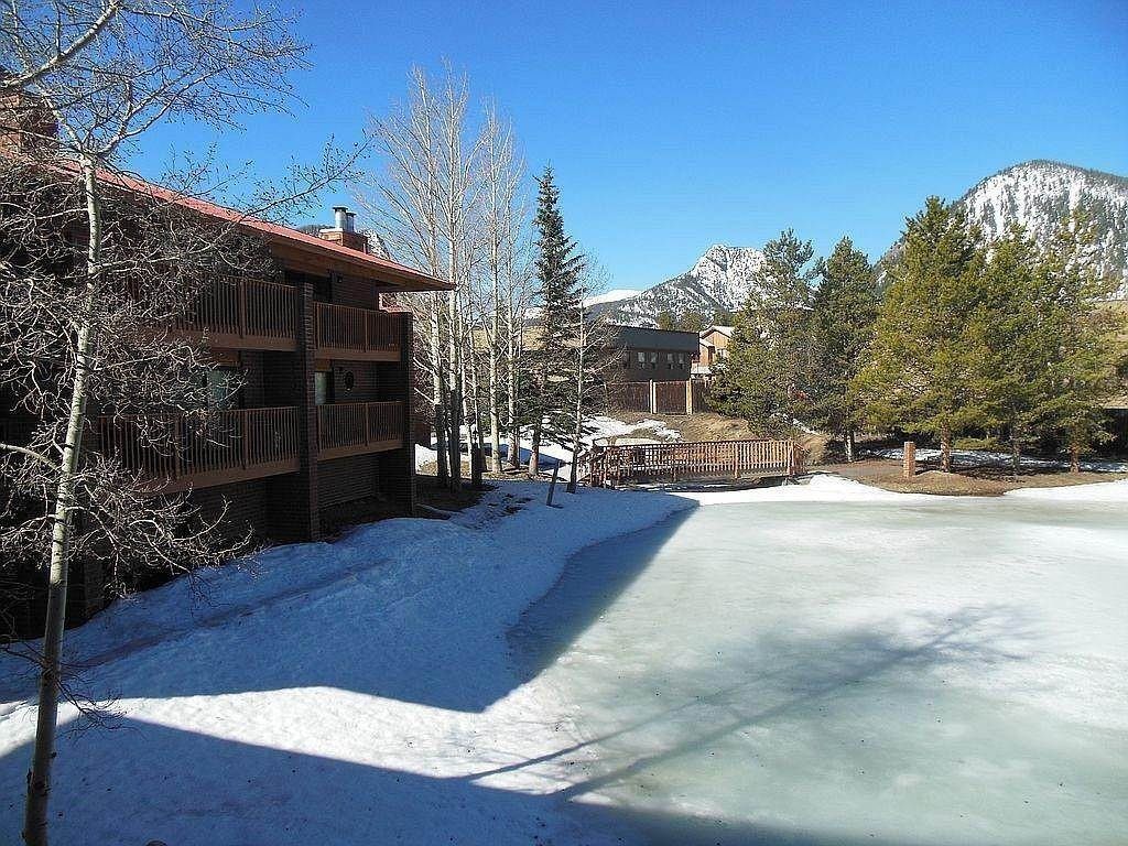 Single Family Home for Sale at 734 Lagoon Drive #C Frisco, Colorado,80443 United States