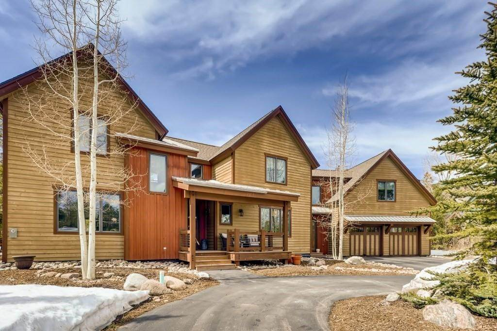 Single Family Home for Sale at 223 County Road 1041 Frisco, Colorado,80443 United States