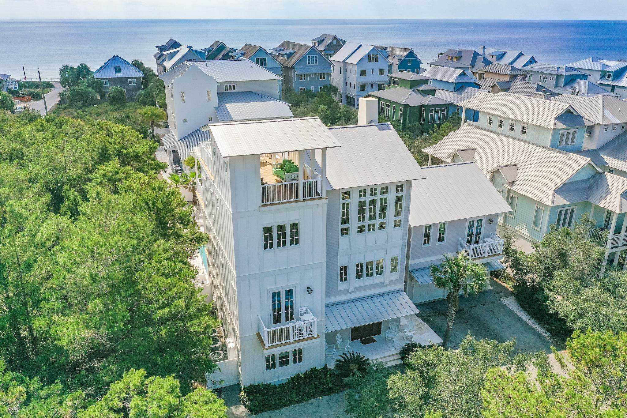 5. Single Family Home for Sale at 325 Walton Rose Lane Inlet Beach, Florida,32461 United States