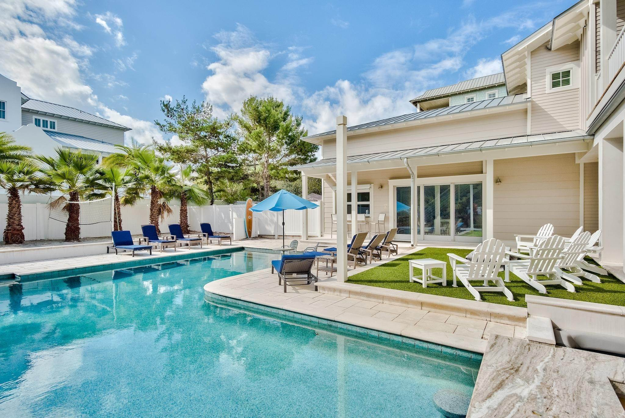 11. Single Family Home for Sale at 325 Walton Rose Lane Inlet Beach, Florida,32461 United States