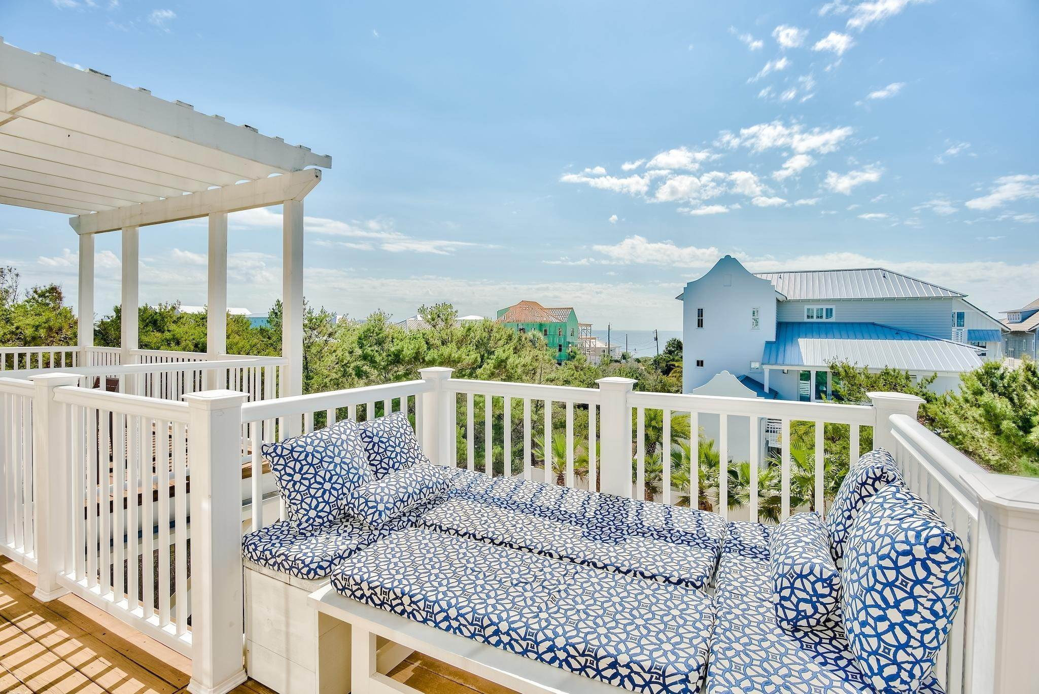 53. Single Family Home for Sale at 325 Walton Rose Lane Inlet Beach, Florida,32461 United States